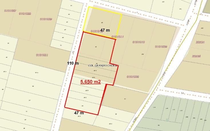 Foto de terreno habitacional en venta en  , cholul, mérida, yucatán, 1172555 No. 03