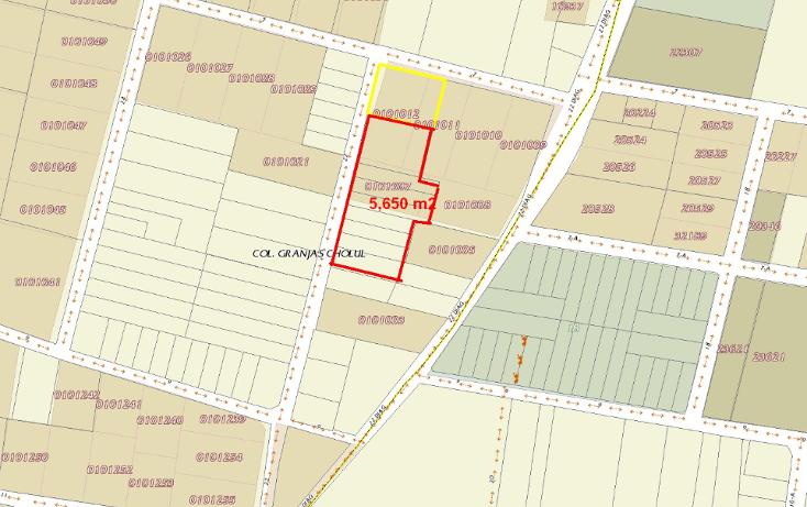 Foto de terreno habitacional en venta en  , cholul, mérida, yucatán, 1172555 No. 04