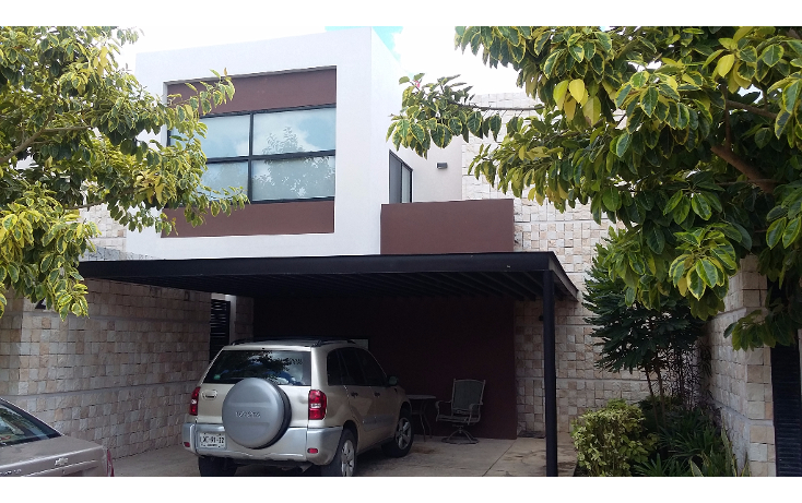 Foto de casa en venta en  , cholul, mérida, yucatán, 1172783 No. 01