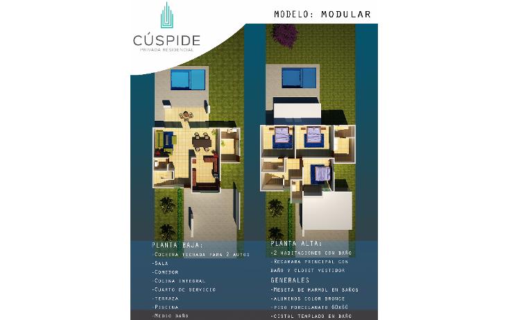 Foto de casa en venta en  , cholul, mérida, yucatán, 1174445 No. 02