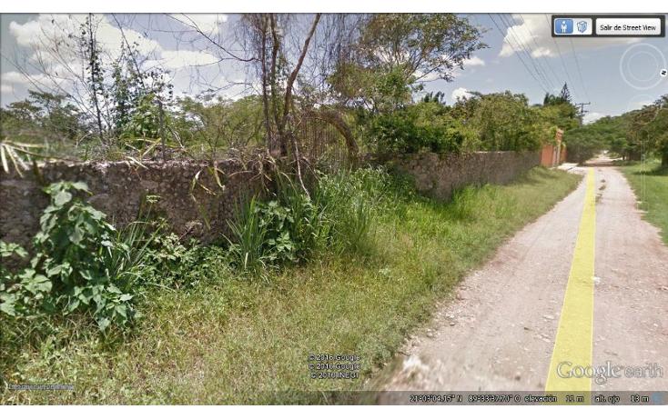 Foto de terreno habitacional en venta en  , cholul, mérida, yucatán, 1176223 No. 03