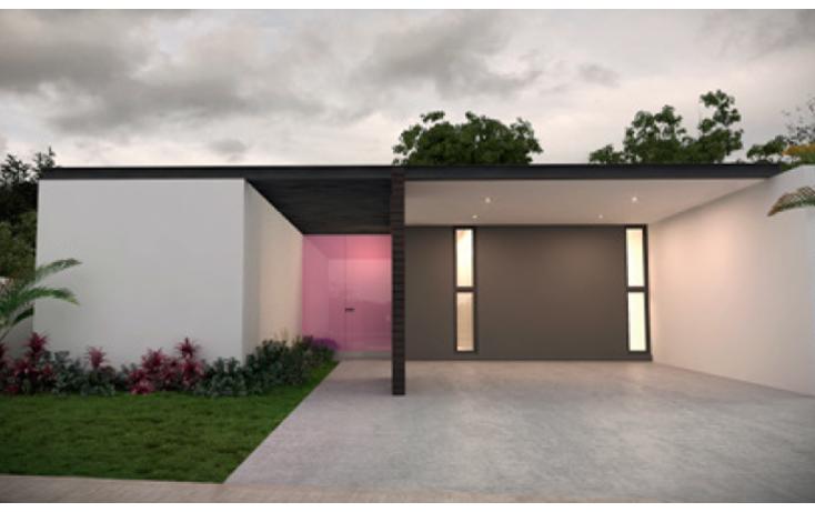 Foto de casa en venta en  , cholul, mérida, yucatán, 1177499 No. 01