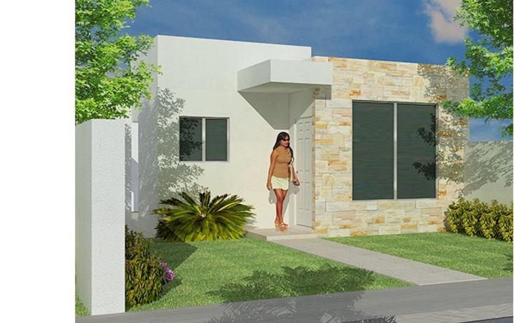Foto de casa en venta en  , cholul, mérida, yucatán, 1180735 No. 01