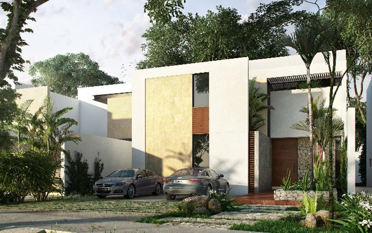 Foto de casa en venta en  , cholul, mérida, yucatán, 1183269 No. 01