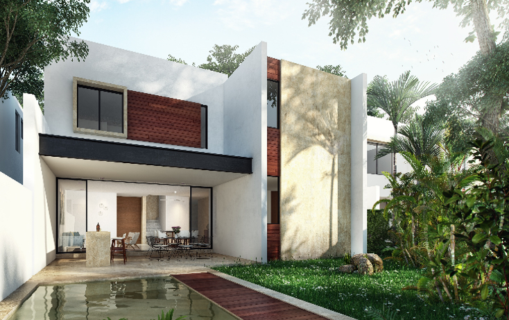 Foto de casa en venta en  , cholul, mérida, yucatán, 1183269 No. 03