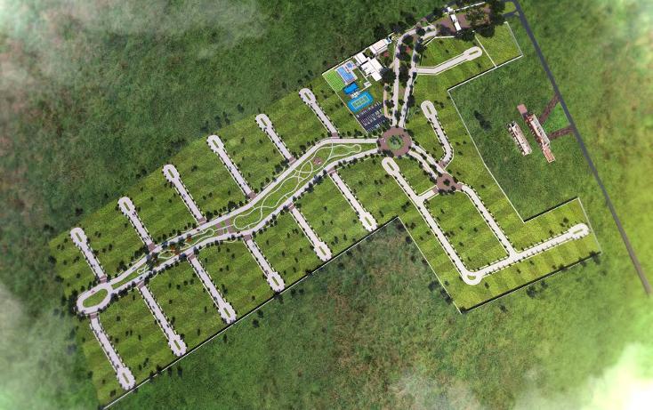 Foto de terreno habitacional en venta en  , cholul, mérida, yucatán, 1187729 No. 01