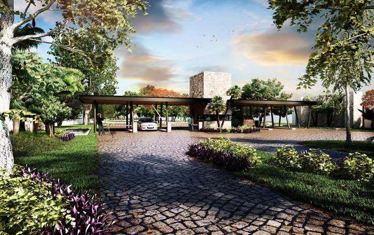 Foto de terreno habitacional en venta en  , cholul, mérida, yucatán, 1187729 No. 02