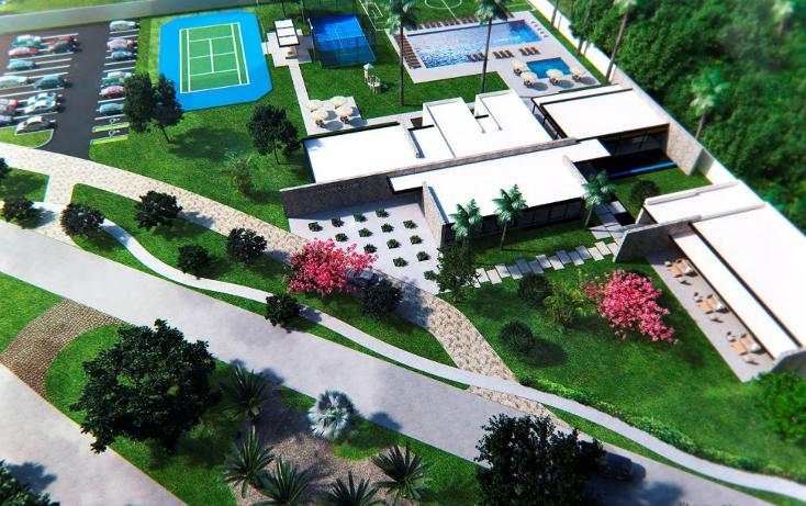 Foto de terreno habitacional en venta en  , cholul, mérida, yucatán, 1187729 No. 03