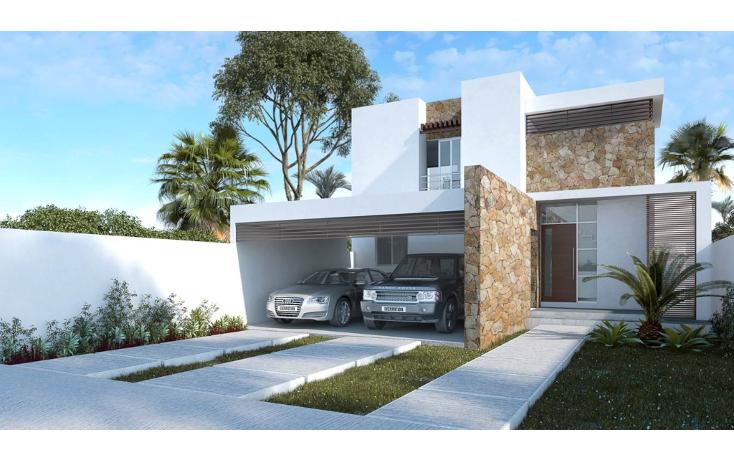 Foto de casa en venta en  , cholul, mérida, yucatán, 1188417 No. 01