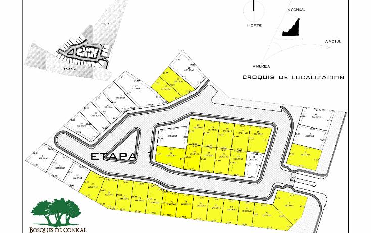 Foto de terreno habitacional en venta en  , cholul, mérida, yucatán, 1189197 No. 03