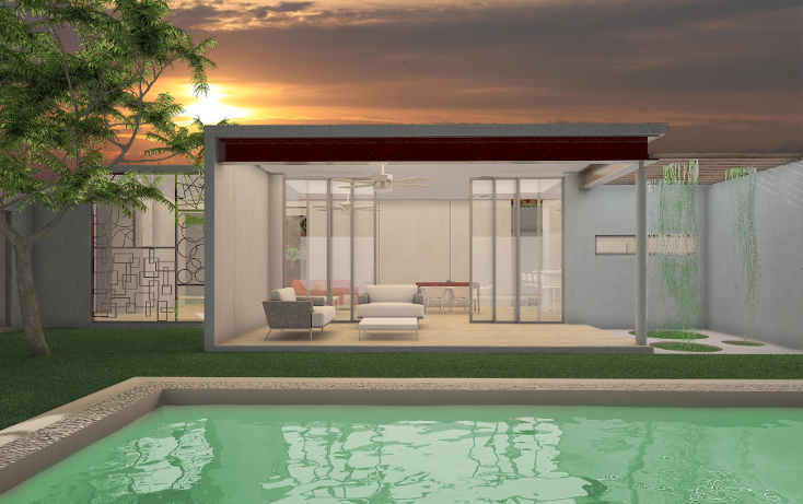 Foto de casa en venta en  , cholul, mérida, yucatán, 1193713 No. 01