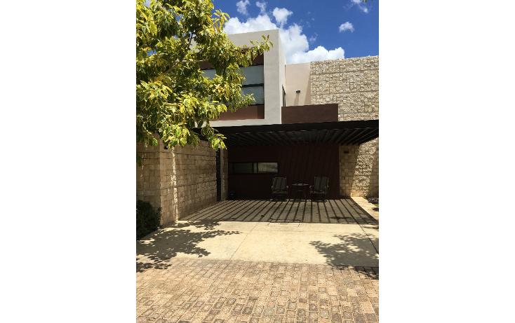 Foto de casa en venta en  , cholul, mérida, yucatán, 1195363 No. 01