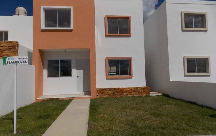 Foto de casa en venta en  , cholul, m?rida, yucat?n, 1195875 No. 01
