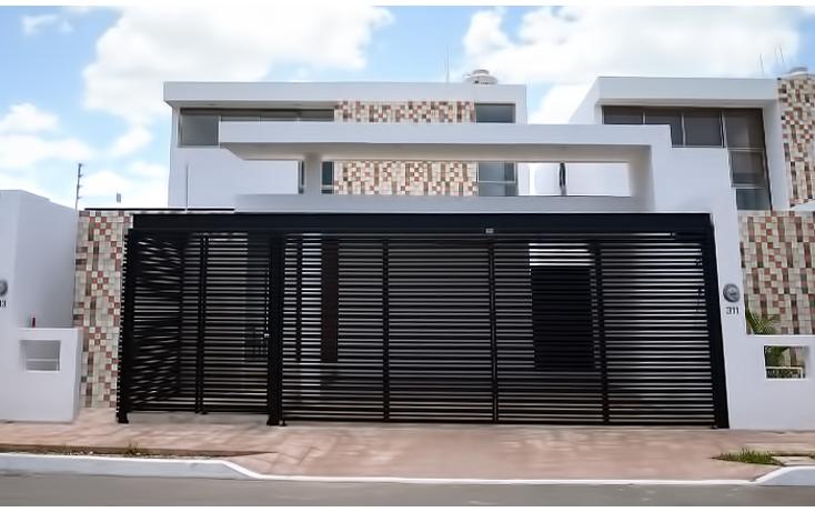 Foto de casa en venta en  , cholul, m?rida, yucat?n, 1196701 No. 01
