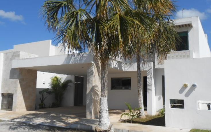 Foto de casa en venta en  , cholul, mérida, yucatán, 1197783 No. 01