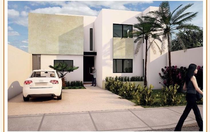 Foto de casa en venta en  , cholul, mérida, yucatán, 1227847 No. 01