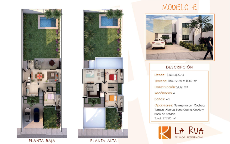Foto de casa en venta en  , cholul, mérida, yucatán, 1227847 No. 05