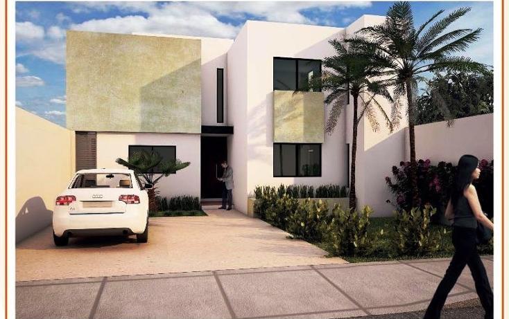 Foto de casa en venta en, cholul, mérida, yucatán, 1228695 no 01