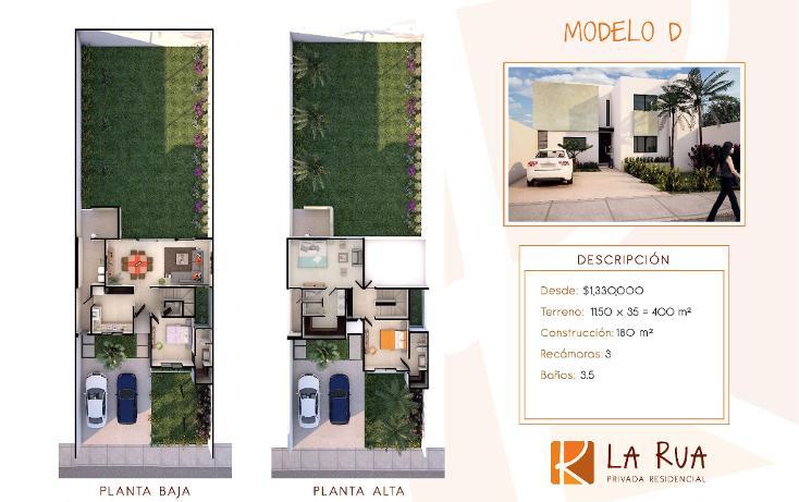 Foto de casa en venta en, cholul, mérida, yucatán, 1228695 no 05
