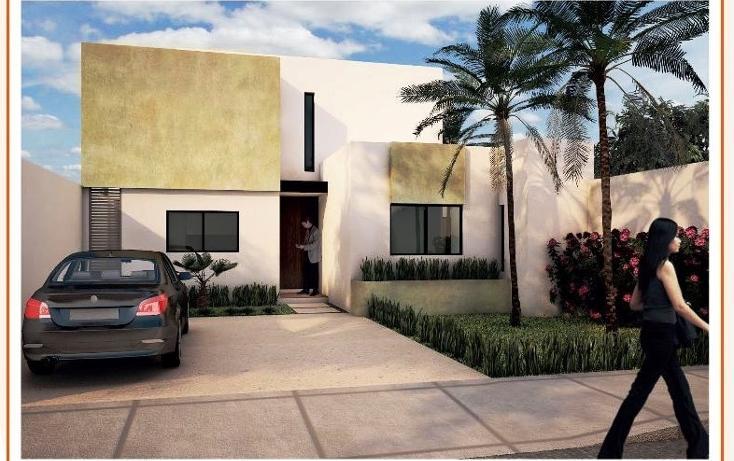 Foto de casa en venta en  , cholul, mérida, yucatán, 1228773 No. 01