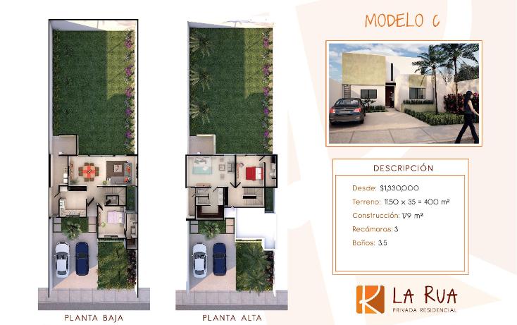 Foto de casa en venta en  , cholul, mérida, yucatán, 1228773 No. 05