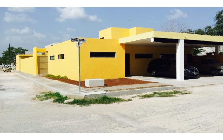 Foto de casa en venta en  , cholul, m?rida, yucat?n, 1228897 No. 01