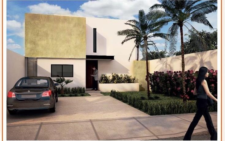 Foto de casa en venta en  , cholul, mérida, yucatán, 1236965 No. 01