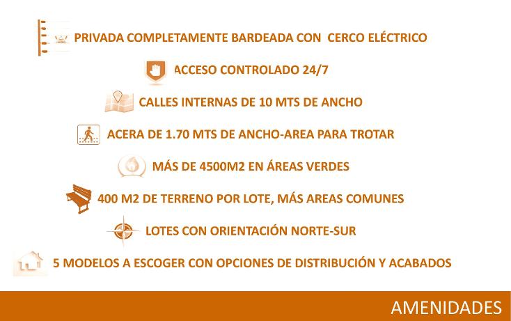 Foto de casa en venta en  , cholul, mérida, yucatán, 1236965 No. 04