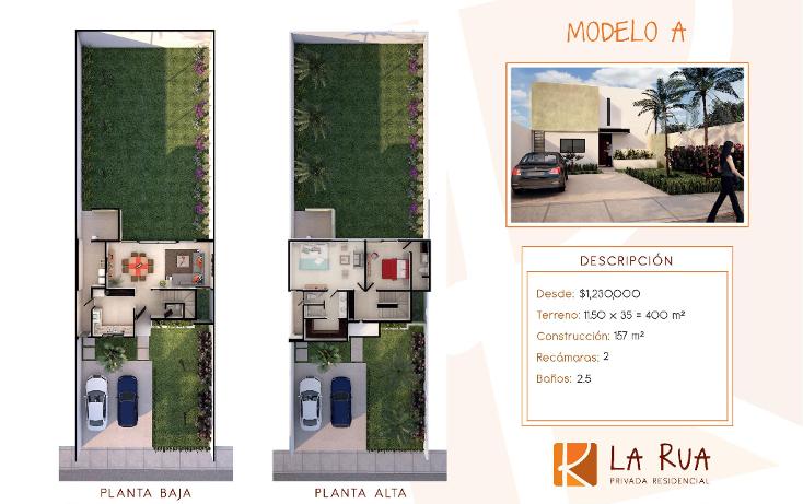 Foto de casa en venta en  , cholul, mérida, yucatán, 1236965 No. 05