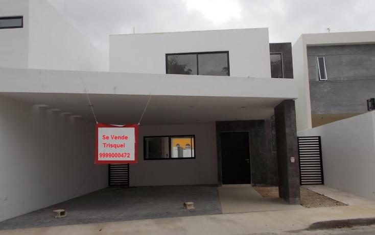 Foto de casa en venta en  , cholul, mérida, yucatán, 1241905 No. 01