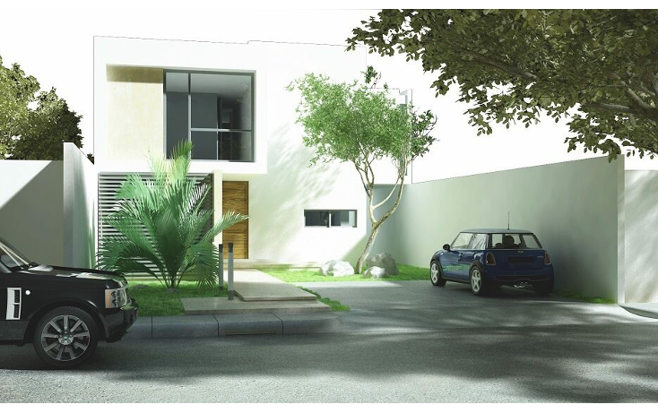 Foto de casa en venta en  , cholul, mérida, yucatán, 1242423 No. 01