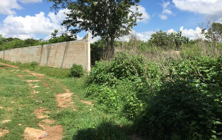 Foto de terreno habitacional en venta en  , cholul, mérida, yucatán, 1250151 No. 03