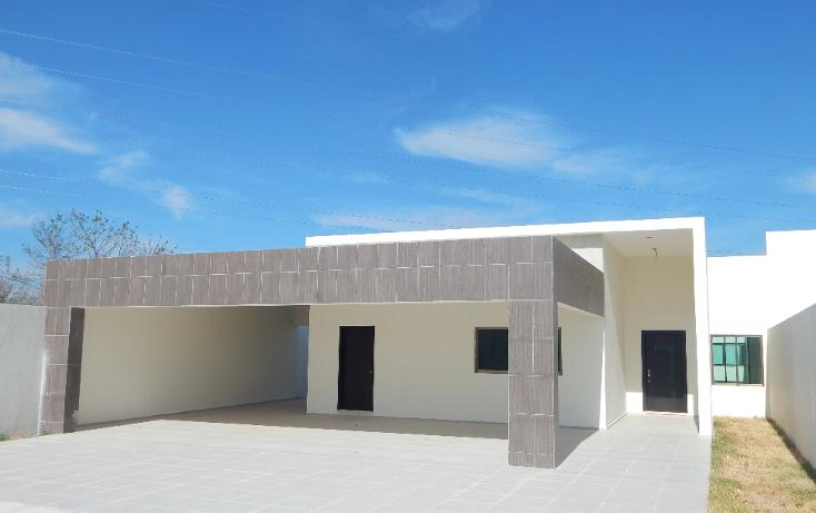 Foto de casa en venta en  , cholul, mérida, yucatán, 1256187 No. 01