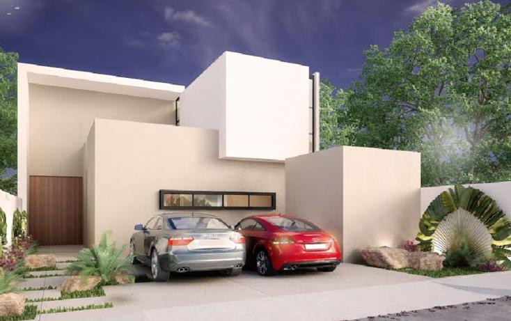 Foto de casa en venta en  , cholul, mérida, yucatán, 1256605 No. 01