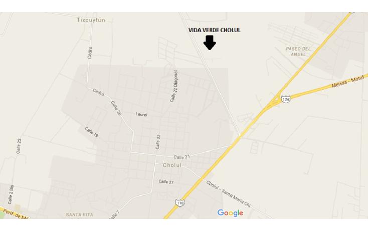 Foto de casa en venta en  , cholul, mérida, yucatán, 1256605 No. 07