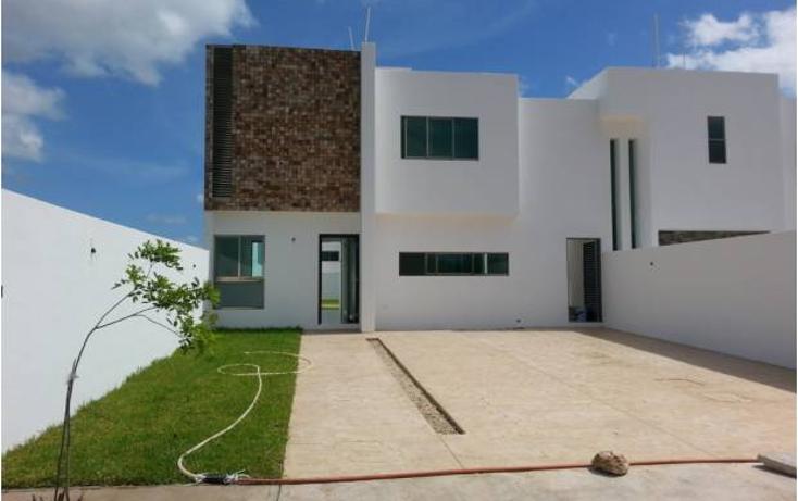 Foto de casa en venta en  , cholul, m?rida, yucat?n, 1257953 No. 01