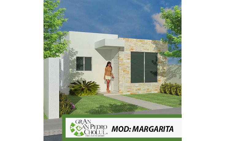 Foto de casa en venta en  , cholul, mérida, yucatán, 1261325 No. 01