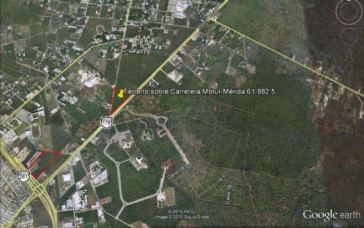 Foto de terreno comercial en venta en  , cholul, mérida, yucatán, 1261961 No. 01