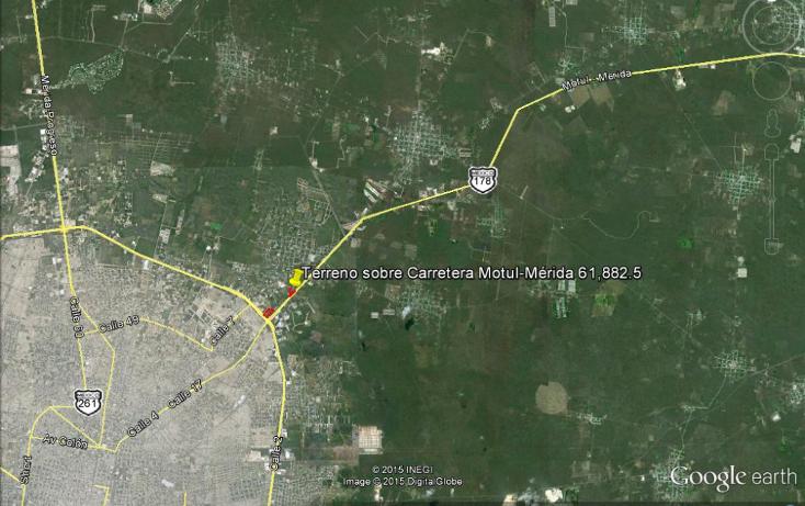 Foto de terreno comercial en venta en  , cholul, mérida, yucatán, 1261961 No. 02
