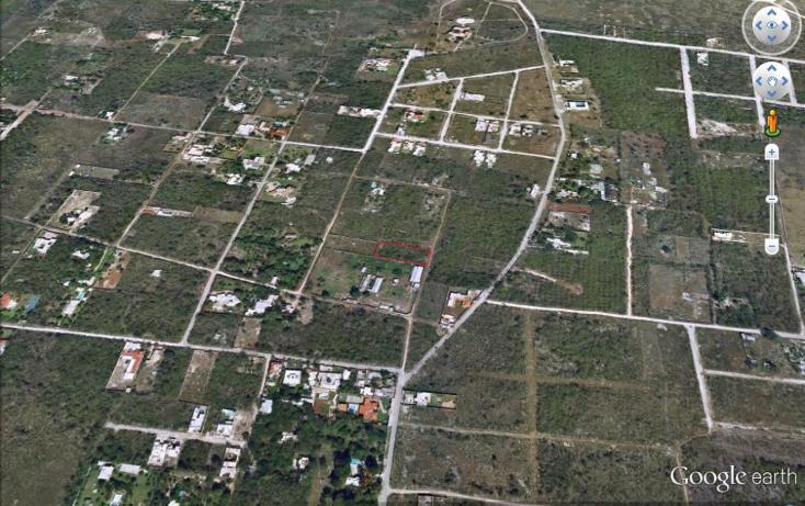 Foto de terreno habitacional en venta en  , cholul, mérida, yucatán, 1262303 No. 02