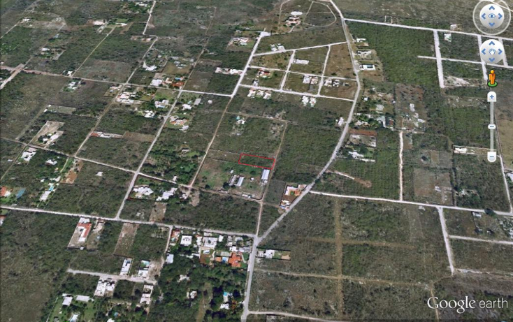 Foto de terreno habitacional en venta en  , cholul, m?rida, yucat?n, 1262303 No. 02
