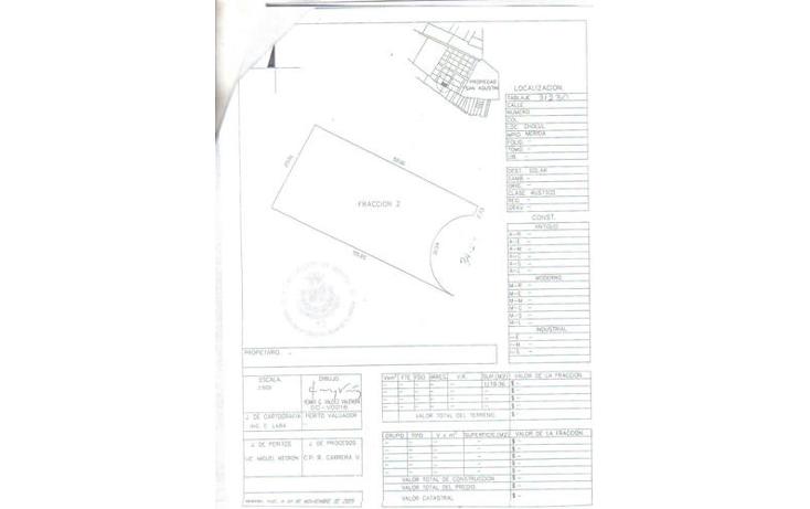 Foto de terreno habitacional en venta en  , cholul, mérida, yucatán, 1262839 No. 01