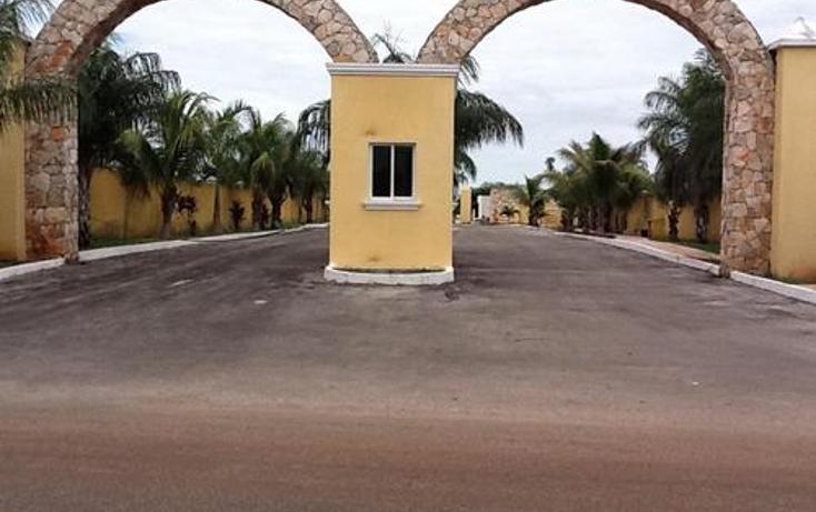 Foto de terreno habitacional en venta en  , cholul, mérida, yucatán, 1262839 No. 02