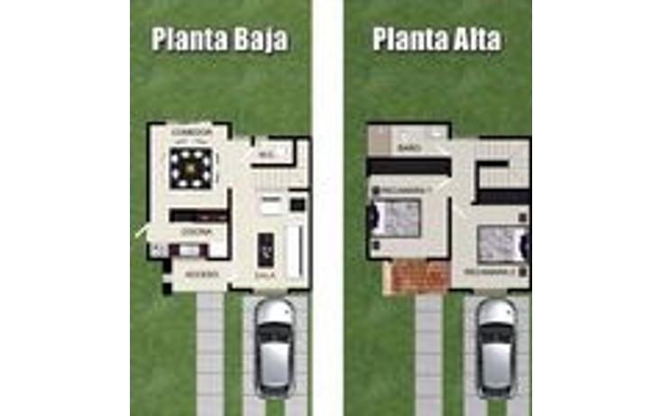 Foto de casa en venta en  , cholul, mérida, yucatán, 1263675 No. 02