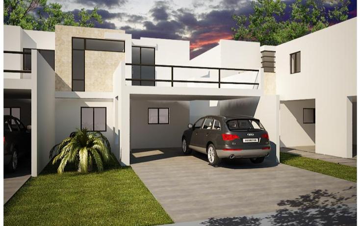 Foto de casa en venta en  , cholul, m?rida, yucat?n, 1266473 No. 02