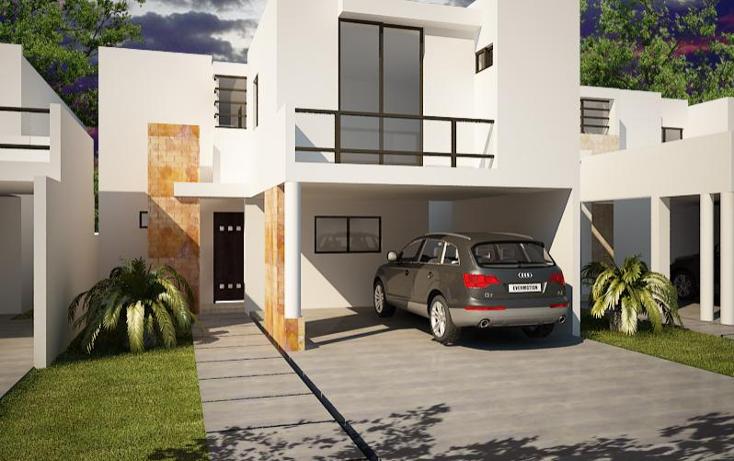 Foto de casa en venta en  , cholul, m?rida, yucat?n, 1266473 No. 03