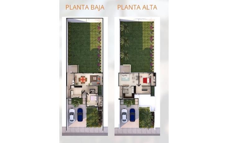 Foto de casa en venta en  , cholul, mérida, yucatán, 1270823 No. 08