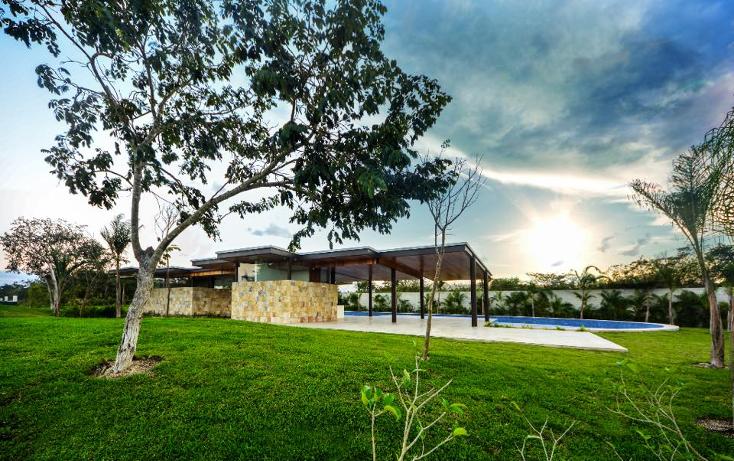 Foto de terreno habitacional en venta en  , cholul, mérida, yucatán, 1271257 No. 01