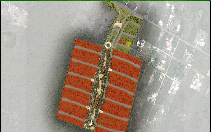Foto de terreno habitacional en venta en  , cholul, mérida, yucatán, 1271257 No. 14