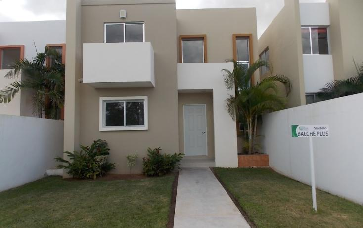 Foto de casa en venta en  , cholul, mérida, yucatán, 1275065 No. 01